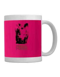 Primal Power - Rhino Mug