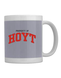 Property Of Hoyt Mug
