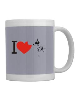 I love Australian Cattle Dogs Mug