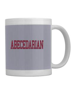 Abecedarian - Simple Athletic Mug