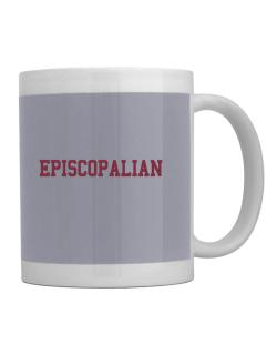 Episcopalian - Simple Athletic Mug