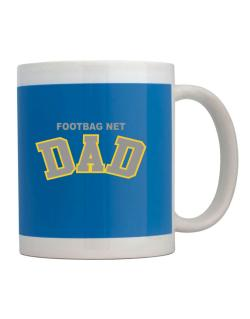 Footbag Net Dad Mug