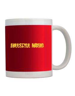 Freestyle Music - Simple Mug