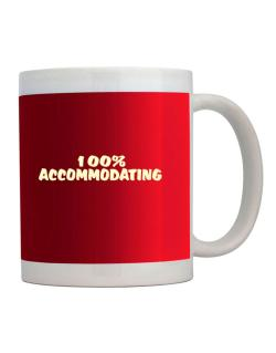 100% Accommodating Mug
