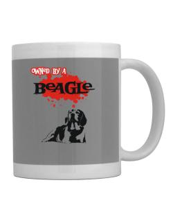 Owned By A Beagle Mug