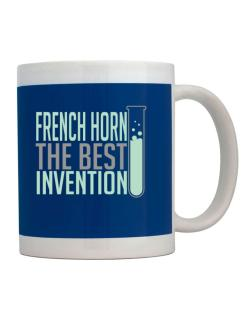 French Horn The Best Invention Mug