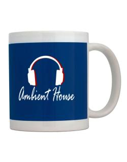 Ambient House - Headphones Mug