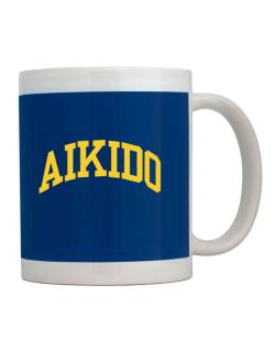 Aikido Athletic Dept Mug