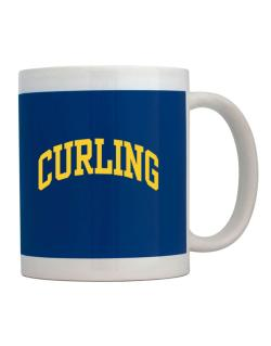 Curling Athletic Dept Mug