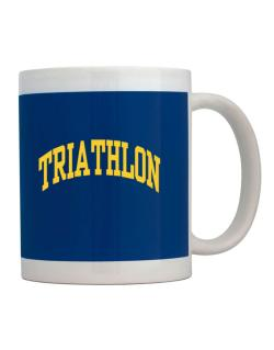 Triathlon Athletic Dept Mug