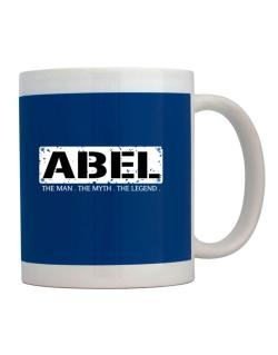 Abel : The Man - The Myth - The Legend Mug