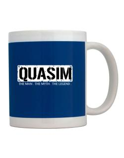 Quasim : The Man - The Myth - The Legend Mug
