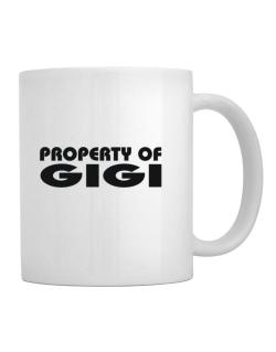 Property Of Gigi Mug