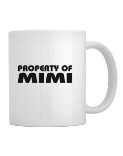 Property Of Mimi Mug