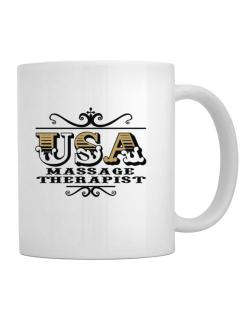 Taza de Usa Massage Therapist