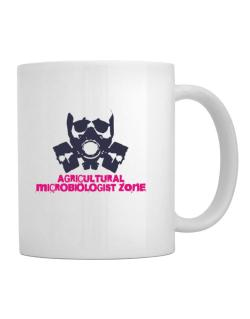 Agricultural Microbiologist Zone - Gas Mask Mug