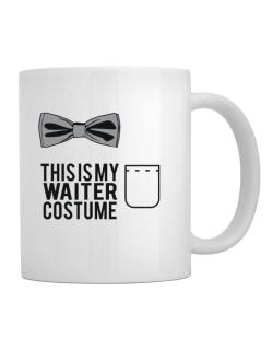 this is my Waiter costume Mug