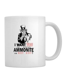 I Want You To Speak Ammonite Or Get Out! Mug
