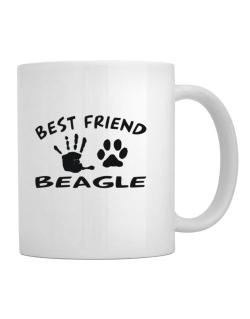 My Best Friend Is My Beagle Mug