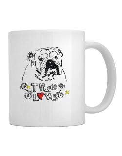 American Bulldog True Love Mug