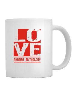 Love Akamba Mythology Mug