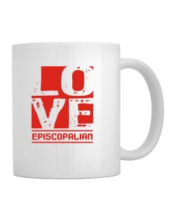 Love Episcopalian Mug