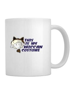 This Is My Wiccan Costume Mug