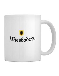 Taza de WIesbaden Germany