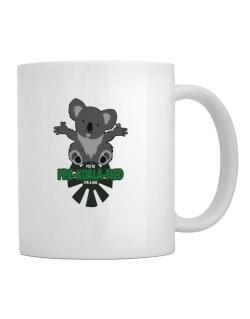 Koalafied for a hug Mug