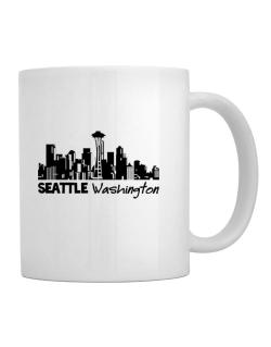 Seattle, Washington skyline Mug