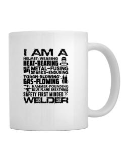 Taza de I am a welder