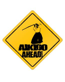 Ahead Aikido Sing Crossing Sign