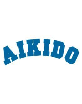 Aikido Athletic Parking Sign