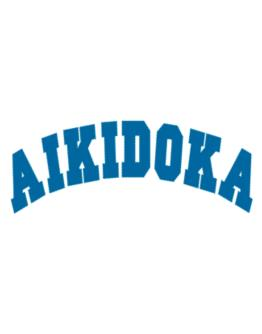 Aikidoka Athletic Parking Sign