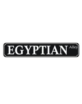 Egyptian Alley Street Sign
