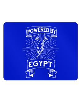 Powered by Egypt Parking Sign - Horizontal