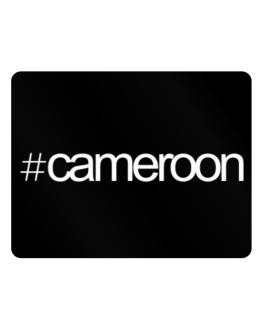 Hashtag Cameroon Parking Sign - Horizontal