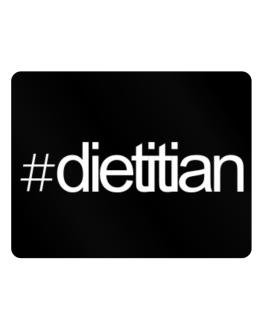 Hashtag Dietitian Parking Sign - Horizontal