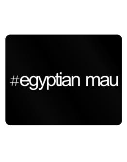 Hashtag Egyptian Mau Parking Sign - Horizontal