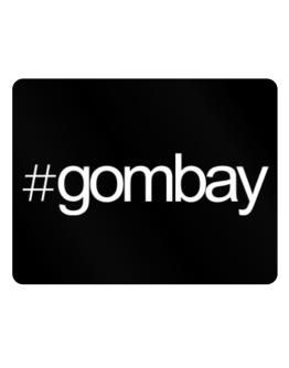 Hashtag Gombay Parking Sign - Horizontal
