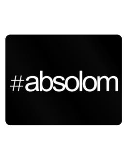 Hashtag Absolom Parking Sign - Horizontal