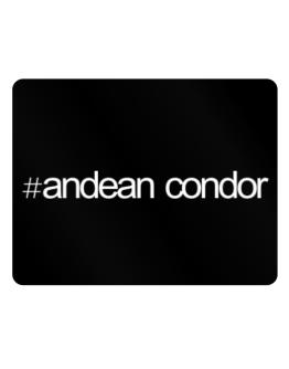 Hashtag Andean Condor Parking Sign - Horizontal