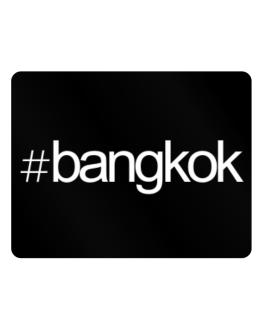 Hashtag Bangkok Parking Sign - Horizontal