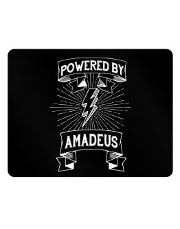 Powered by Amadeus Parking Sign - Horizontal