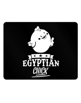 Egyptian Chick Parking Sign - Horizontal