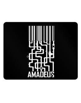 Barcode Amadeus Parking Sign - Horizontal