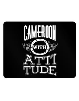 Cameroon with attitude Parking Sign - Horizontal