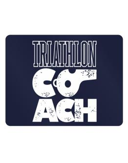 Triathlon Coach Parking Sign - Horizontal