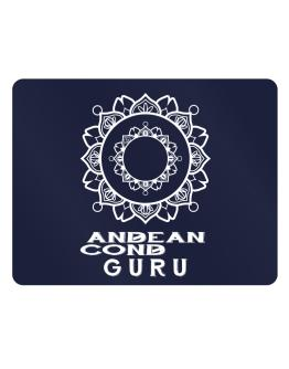 Andean Condor Guru Parking Sign - Horizontal