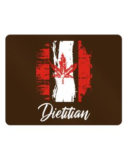Dietitian - Canada Parking Sign - Horizontal
